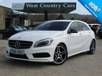 USED 2014 MERCEDES-BENZ A CLASS 1.5 A180 CDI BLUEEFFICIENCY AMG SPORT 5d 109 BHP Only 2 Owners From New