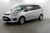 USED 2012 12 FORD GRAND C-MAX 1.6 TITANIUM 5d 148 BHP