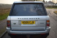 USED 2005 05 LAND ROVER RANGE ROVER 2.9 TD6 SE 5d AUTO 175 BHP SERVICE HISTORY, CHROME SIDE BARS, ELECTRIC SUNROOF, REAR PRIVACY GLASS