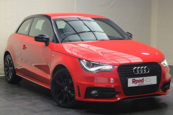 2014 AUDI A1 1.6 TDI S LINE STYLE EDITION 3d 103 BHP £12000.00