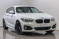 USED 2016 16 BMW 1 SERIES 1.5 118I M SPORT 3d 134 BHP