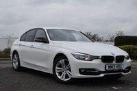 2013 BMW 3 SERIES 1.6 316I SPORT 4d 135 BHP