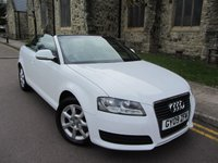 USED 2009 09 AUDI A3 1.9 TDI 2d 103 BHP POWER HOOD + FULL SERV HISTORY