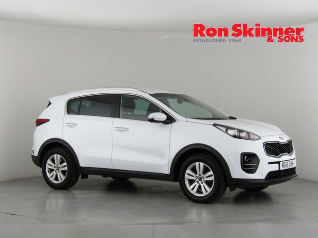 View our 2016 16 KIA SPORTAGE 1.7 CRDI 2 ISG 5d 114 BHP