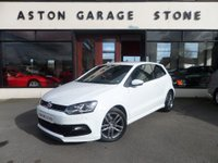 2015 VOLKSWAGEN POLO 1.2 R LINE TSI 3d 89 BHP **1 OWNER * £20 TAX** £9789.00
