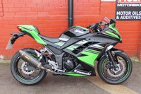 USED 2016 16 KAWASAKI EX  300 BGFA ABS KRT EDITION  Immaculate Condition. Finance and Delivery Available.