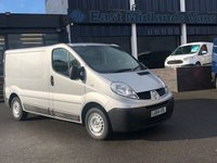 USED 2014 64 RENAULT TRAFIC 2.0 SL27 DCI S/R P/V 1d 90 BHP