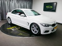 USED 2015 15 BMW 4 SERIES 3.0 430D M SPORT 2d AUTO 255 BHP £0 DEPOSIT FINANCE AVAILABLE, AIR CONDITIONING, AUX INPUT, BLUETOOTH CONNECTIVITY, CLIMATE CONTROL, CRUISE CONTROL, DAB RADIO, DAYTIME RUNNING LIGHTS, DRIVE PERFORMANCE CONTROL, FULL RED LEATHER UPHOLSTERY, GEARSHIFT PADDLES, HARD TOP CONVERTIBLE ROOF, HEATED SEATS, HILL START ASSIST, PARKING SENSORS, SATELLITE NAVIGATION, START/STOP SYSTEM, STEERING WHEEL CONTROLS, TRIP COMPUTER
