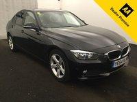 2014 BMW 3 SERIES 2.0 316D SE 4d 114 BHP £9485.00