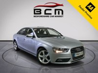 USED 2014 64 AUDI A4 2.0 TDI ULTRA SE TECHNIK 4d 161 BHP