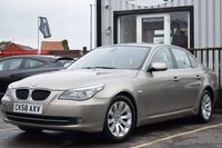USED 2008 58 BMW 5 SERIES 2.0 520D SE 4d 175 BHP SUPERB EXAMPLE WITH 6 SERVICE STAMPS MUST BE SEEN