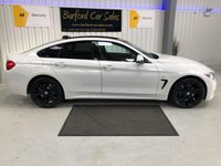 USED 2014 64 BMW 4 SERIES 2.0 420D XDRIVE M SPORT GRAN COUPE 4d AUTO 181 BHP