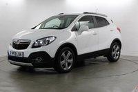 USED 2013 13 VAUXHALL MOKKA 1.7 SE CDTI 5d AUTO 128 BHP