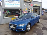 USED 2008 AUDI A4 1.8 TFSI SE 4d 160 BHP   ONLY 33K  1 OWNER FROM NEW  ONLY 33K