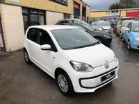2015 VOLKSWAGEN UP 1.0 MOVE UP 5d 59 BHP Air Con