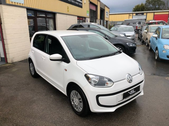 2015 65 VOLKSWAGEN UP 1.0 MOVE UP 5d 59 BHP Air Con
