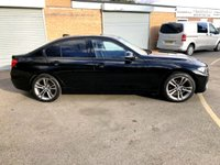 USED 2012 12 BMW 3 SERIES 2.0 318D SPORT 4 DOOR, SAT NAV,BLUETOOTH, PRIVACY GLASS  EXCELLENT FINANCE PACKAGES OFFERED, GREAT SPEC,