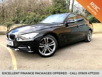 2012 BMW 3 SERIES 2.0 318D SPORT 4 DOOR, SAT NAV,BLUETOOTH, PRIVACY GLASS  £8490.00