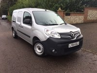 USED 2015 64 RENAULT KANGOO MAXI 1.5 LL21 CORE ENERGY DCI 1d 90 BHP PLEASE CALL TO VIEW