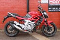 2010 10 SUZUKI SFV 650 *3mth Warranty,Will leave us Serviced and PDI'd* £2490.00