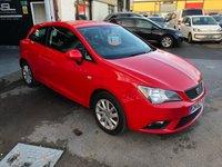2012 SEAT IBIZA 1.6 CR TDI SE 3d 104 BHP £5576.00