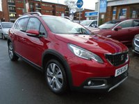 USED 2016 16 PEUGEOT 2008 1.2 PURETECH S/S ALLURE 5d 110 BHP GREAT FINANCE DEALS AVAILABLE
