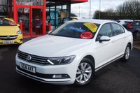 USED 2016 16 VOLKSWAGEN PASSAT 1.6 S TDI BLUEMOTION TECHNOLOGY 4d 119 BHP ****12 months warranty****