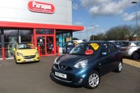 USED 2017 17 NISSAN MICRA 1.2 ACENTA 5d 79 BHP