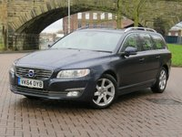 USED 2014 64 VOLVO V70 1.6 D2 SE LUX 5d AUTO 113 BHP