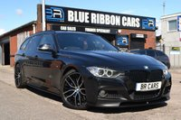 USED 2015 BMW 3 SERIES 3.0 330D M SPORT TOURING 5d AUTO 255 BHP M PERFORMANCE STYLING, M PLUS PACK