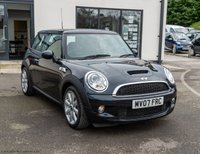USED 2007 07 MINI HATCH COOPER 1.6 COOPER S 3d 172 BHP