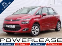 USED 2015 65 CITROEN C4 PICASSO 1.6 BLUEHDI VTR PLUS 5d 98 BHP FREE TAX FULL SERVICE HISTORY