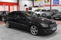 USED 2009 09 MERCEDES-BENZ CLC CLASS 2.1 CLC220 CDI SPORT 3d AUTO 150 BHP