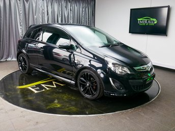2013 VAUXHALL CORSA 1.2 LIMITED EDITION 3d 83 BHP £4850.00
