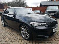 2014 BMW 2 SERIES 3.0 M235I 2d AUTO 322 BHP £17995.00