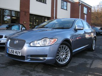 2008 JAGUAR XF 2.7 LUXURY V6 4d AUTO 204 BHP £5995.00