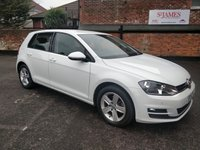 USED 2015 15 VOLKSWAGEN GOLF 1.4 MATCH TSI BLUEMOTION TECHNOLOGY 5d 120 BHP