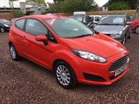 USED 2013 62 FORD FIESTA 1.5 STYLE TDCI 3d 74 BHP LOW RUNNING COSTS