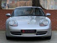 USED 1999 L PORSCHE 911 3.4 996 Carrera 2 2dr FSH - 12 MONTH WARRANTY & MOT