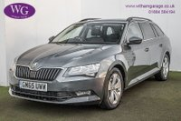 USED 2016 65 SKODA SUPERB 1.6 SE BUSINESS TDI DSG 5d AUTO 118 BHP