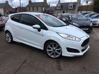 USED 2014 14 FORD FIESTA 1.0 ZETEC S 3d 124 BHP GREAT LOW MILEAGE EXAMPLE WITH FULL SERVICE HISTORY