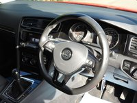 USED 2014 14 VOLKSWAGEN GOLF 2.0 GT TDI BLUEMOTION TECHNOLOGY 5d 148 BHP COMPANY OWNED FVWSH CRUISE A/C