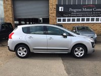 USED 2011 11 PEUGEOT 3008 1.6 EXCLUSIVE HDI 5d 112 BHP