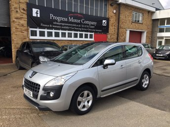 2011 PEUGEOT 3008 1.6 EXCLUSIVE HDI 5d 112 BHP £4695.00