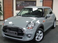 2017 MINI HATCH COOPER 1.5 COOPER 3d 134 BHP £10750.00