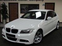 USED 2011 61 BMW 3 SERIES 2.0 318I M SPORT 4d 141 BHP