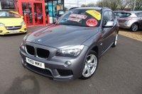 2011 BMW X1 2.0 XDRIVE20D M SPORT 5d AUTO 174 BHP £11995.00