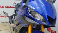 USED 2019 YAMAHA R3 2019 YZF-R3 UK delivery from £130 plus VAT.