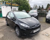 USED 2009 59 FORD FIESTA 1.4 STYLE PLUS TDCI 5d 68 BHP
