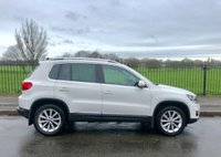 USED 2013 13 VOLKSWAGEN TIGUAN 2.0 SE TDI BLUEMOTION TECHNOLOGY 4MOTION 5d 138 BHP